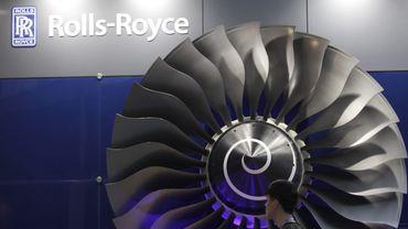Rolls-Royce annonce la suppression de 4600 emplois, surtout au Royaume-Uni