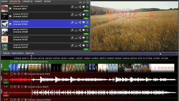Media 21: Muzeek, l'appli qui crée la bande-son de vos vidéos grâce à l'intelligence artificielle