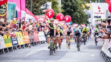 Steimle gagne l'étape, Hermans toujours en tête à la veille de l'arrivée du Tour d'Autriche