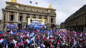 France: le Front National s'empare du 1er mai