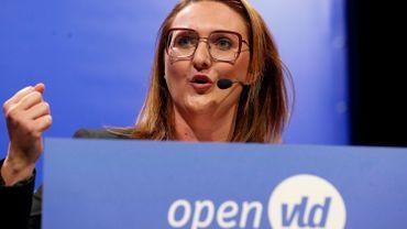 Gwendollyn Rutten, présidente de l'Open Vld