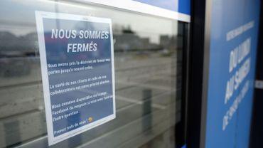Coronavirus en Belgique : l'impact économique du coronavirus évalué à 2,4 milliards d'euros par semaine, selon la FEB
