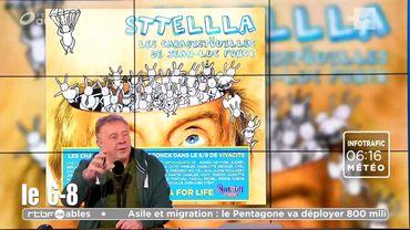 Les meilleures chansons du 8/9 de Jean-Luc au profit de Viva for Life
