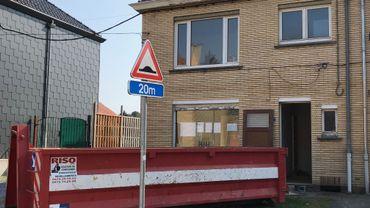 Sept maisons inoccupées vont être remises en état à la Cité Sartiaux à Baudour