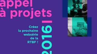 Troisième appel à projets pour la websérie