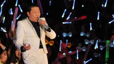 """Psy s'est fait connaître en 2012 avec son tube """"Gangnam Style"""""""