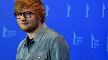 Ed Sheeran ouvre un pop-up store d'une journée à Bruxelles