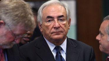 Dominique Strauss-Kahn et ses avocats