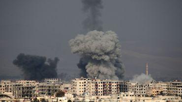"""Responsable de l'opposition syrienne: """"En Syrie, le droit international ne s'applique pas."""""""
