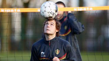 Guillaume Gillet quitte la sélection