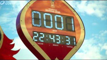A Moscou, l'ambiance monte timidement à la veille de la Coupe du monde