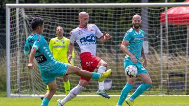 Charleroi affrontera l'Olympic et Ajaccio ce week-end.