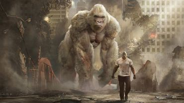 """""""Rampage"""" se déchaîne au box-office mondiale"""