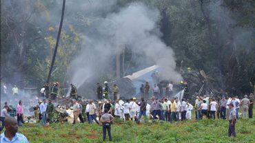 Crash d'un avion à Cuba: décès d'une survivante du crash aérien, nouveau bilan de 112 morts