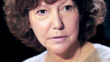 """La romancière Anne Wiazemsky avait reçu en 1998 le Grand prix du roman de l'Académie française pour """"Une poignée de gens"""", un livre sur ses origines russes."""