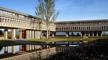 Un des campus de la Simon Fraser University