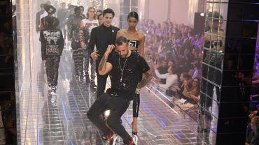 Philipp Plein donnera, entre autres, vendredi soir le coup d'envoi de la Semaine de la mode masculine de Milan.