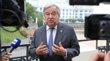 """Une annexion en Cisjordanie serait """"une violation grave du droit international"""""""