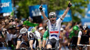 Tour de Suisse: la 4e étape à Cavendish