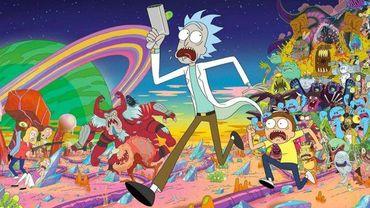 « Rick et Morty » bientôt de retour pour une saison 4