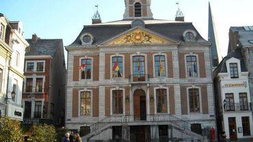 L'hôtel de Ville de Huy