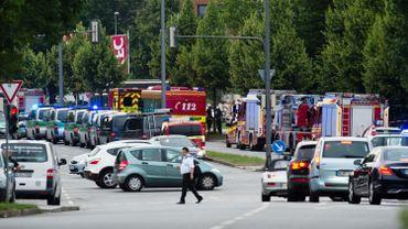 Dix morts au moins ce vendredi soir à Munich.