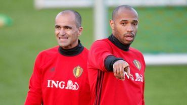 """Thierry Henry: """"On a eu une grosse préparation, maintenant on va voir ce que cela va donner"""""""