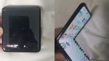 Le prochain Galaxy Fold de Samsung pourrait opter pour un écran pliable en verre