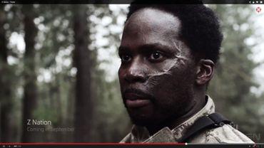 """Connu pour ses rôles dans """"Lost"""" et """"Sons of Anarchy"""", Harold Perrineau est l'un des acteurs principaux de """"Z Nation"""" sur SyFy"""