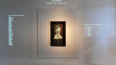 """""""Buste de mousquetaire"""" de Picasso"""