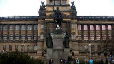 Le Musée national tchèque, à Prague