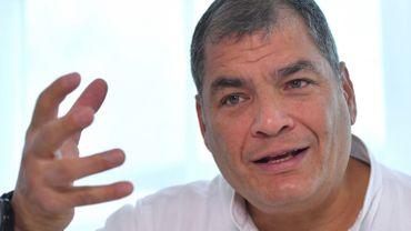 Rafael Correa a gouverné l'Equateur de 2007 à 2017
