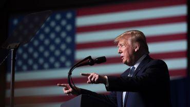 """Cette nouvelle mesure de Trump caresse dans le sens du poil les Conservateurs qui critiquent depuis longtemps les """"bébés d'ancrage"""" utilisés ensuite par leurs parents pour faire venir d'autres membres de la famille."""