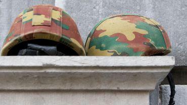 Les premiers soldats allemands et belges se déploient à la fin du mois en Lituanie