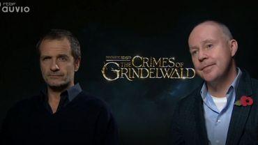 David Heyman et David Yates