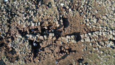 Une forteresse antique découverte sur le plateau du Golan