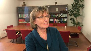 Anne Sevrin, Présidente de la Cour du travail de Bruxelles