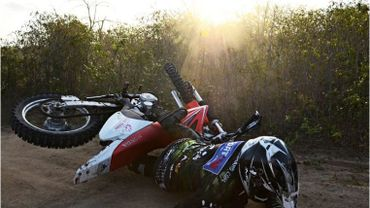 Illustration - deux accidents de moto ce week-end en Province de Luxembourg