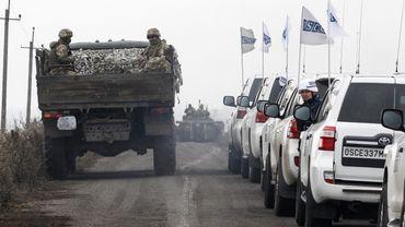 """Présidentielle en Biélorussie: l'OSCE craint un """"cauchemar"""" et insiste pour envoyer une mission sur place"""