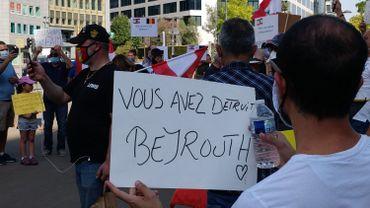 Depuis l'explosion, les manifestations se multiplient à Beyrouth. L'état d'urgence pourraient les entraver.