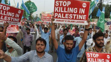 """Projet de résolution à l'ONU appelant à """"une mission de protection internationale"""" à Gaza"""