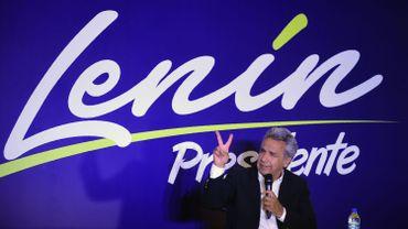 Présidentielle en Equateur: le socialiste Lenin Moreno en passe de gagner