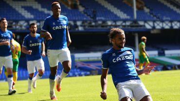 4 buts en 2 matches pour Calvert-Lewin en Premier League.