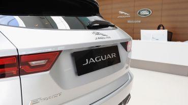 Jaguar se lance dans la voiture 100% autonome avec Waymo