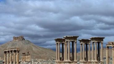 Palmyre: l'Etat islamique contrôlerait la totalité de la cité antique