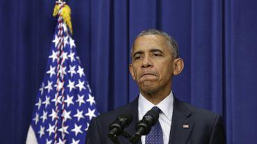 Barack Obama promet à l'Allemagne l'aide des Etats-Unis