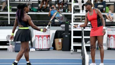 Serena a remporté le 31e duel entre les deux soeurs