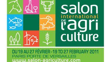 Affiche salon de l'agriculture