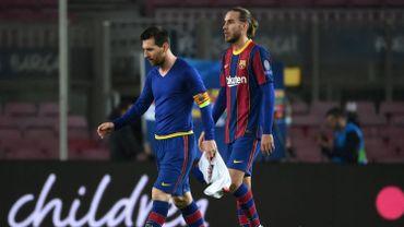 Le Barça, battu 1-4 à l'aller peut-il réaliser une nouvelle remontada contre le PSG ?