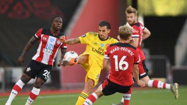 Au bout du suspense, Ceballos offre la qualification pour le dernier carré de FA Cup à Arsenal